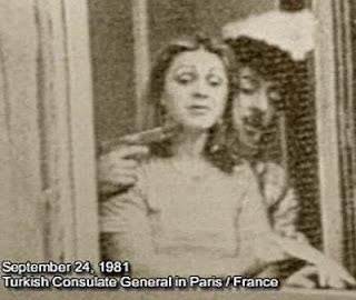 Armenian Terrorism At Turkish Consulate 1981 Paris France © This content Mirrored From  http://armenians-1915.blogspot.com