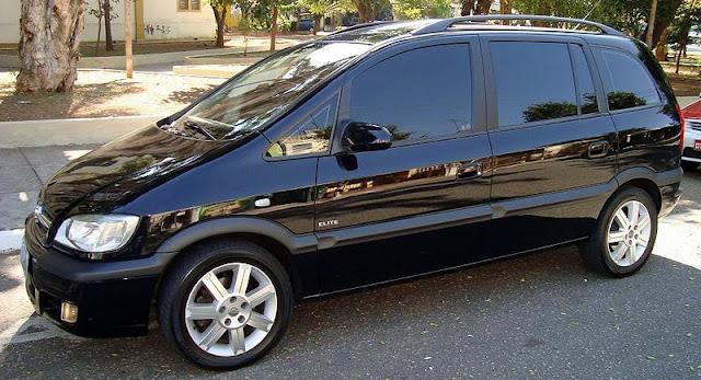 Teste Fotos Consumo Preo E Ficha Tcnica Da Chevrolet Zafira