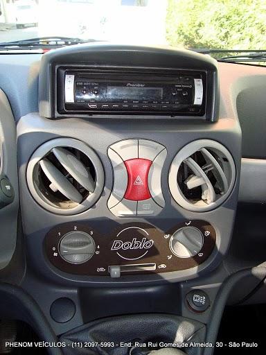 Fiat Dobl 242 2007 Elx Flex Fotos Consumo Pre 231 O