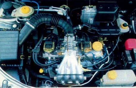 Fiat Palio EDX 1997 - motor 1.0 MPI