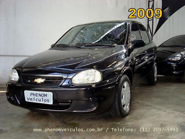 Chevrolet Corsa Classic 2009 Flex Completo