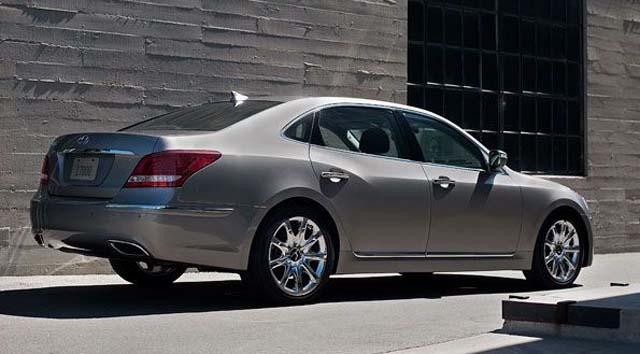 Novo Hyundai Equus 2011 Fotos Pre 231 O E Especifica 231 245 Es