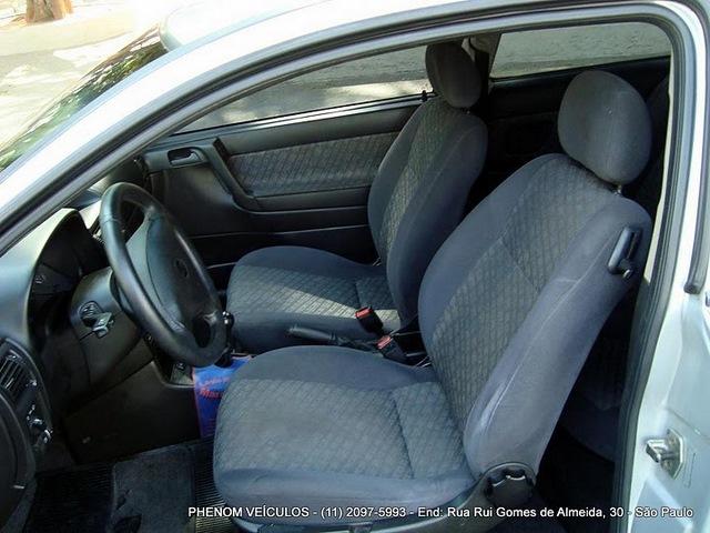 Chevrolet Astra Hatch 2001 3 Portas 1.8 MPFI - interior bancos dianteiros