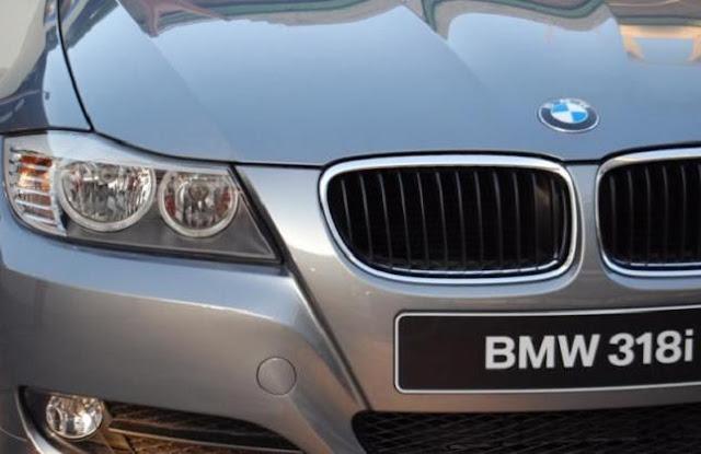 Novo BMW 318i 2012 Brasil