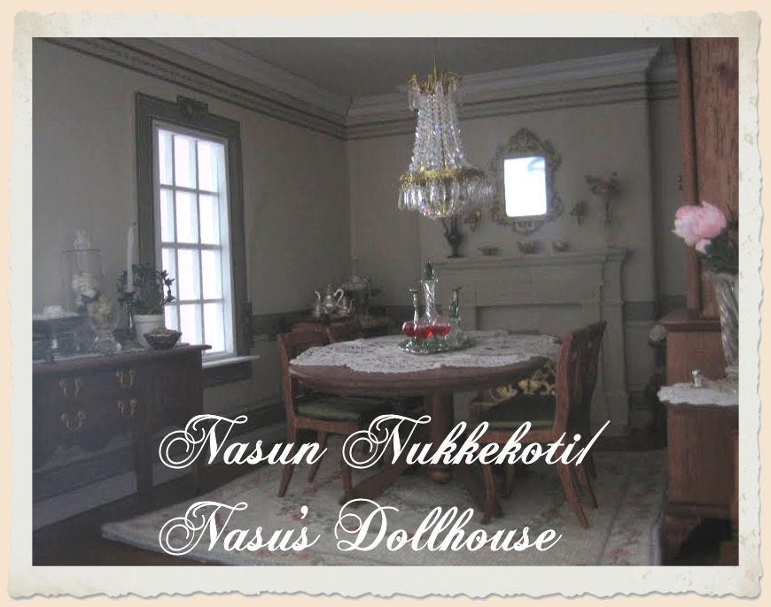 Nasun nukkekoti / Nasu's Dollhouse