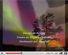 O Sorriso da Aurora Poema de Efigenia Coutinho