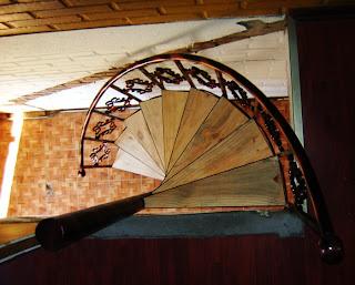 Escaleras de caracol joaquin alonso - Escaleras semi caracol ...