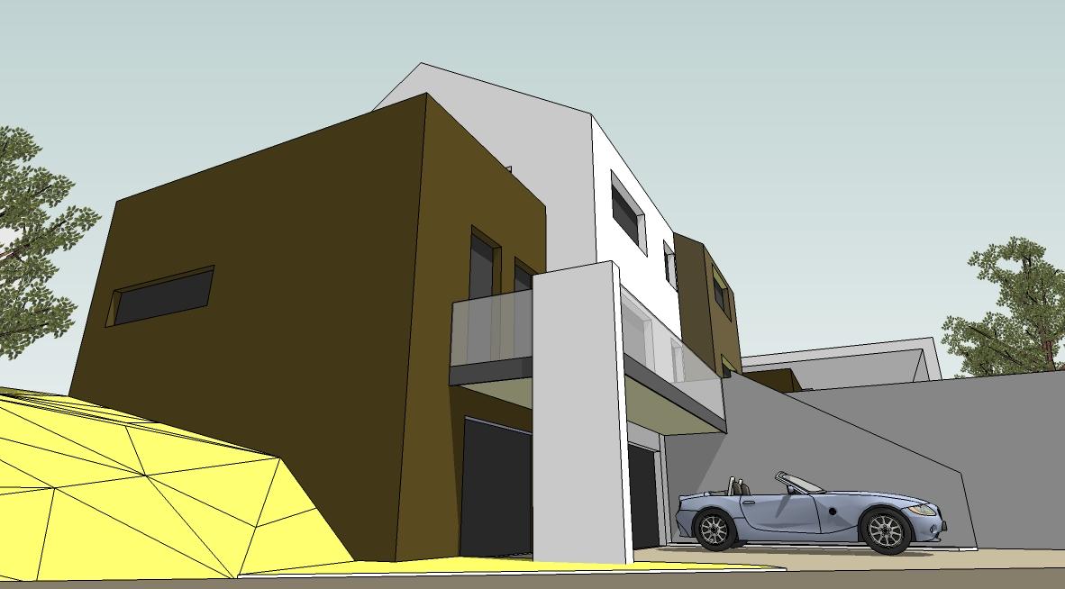 ac architecture transformation d 39 une maison unifamiliale. Black Bedroom Furniture Sets. Home Design Ideas