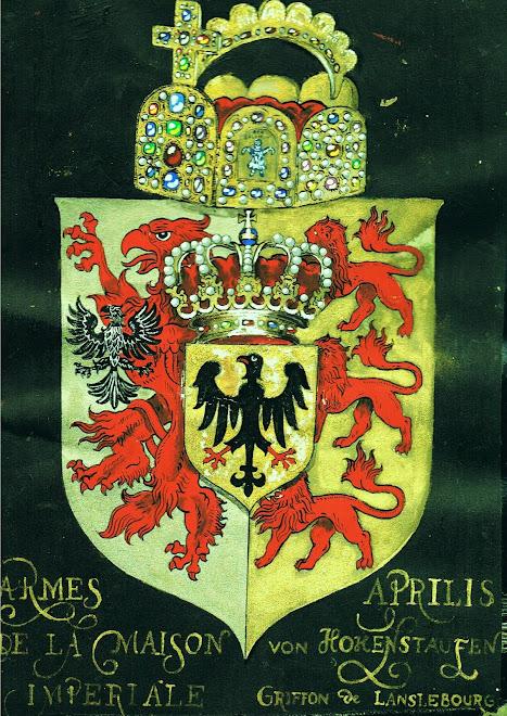 Dynasty Aprilis  von Hohenstaufen