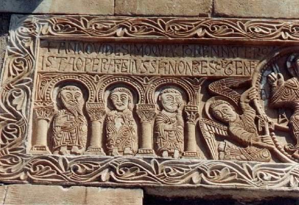 Lapicidi Abbazia Avril de Saint Genis