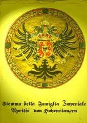 Armes de la Famille Imperiale Aprilis von Hohenstaufen