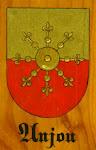 Avito stemma dei Conti d'Anjou