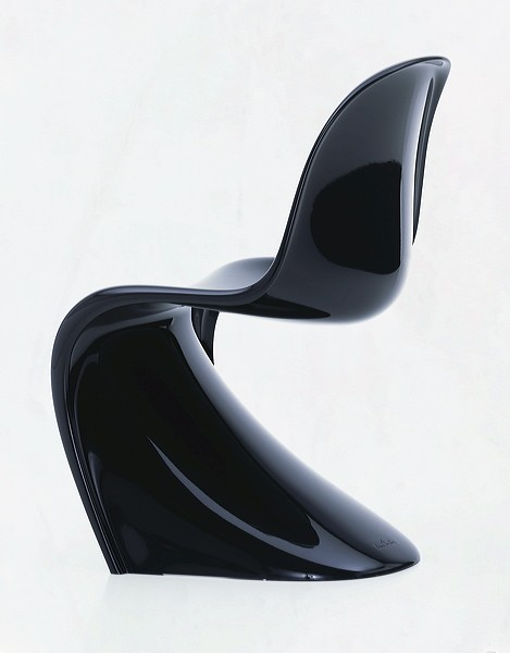 desfurniture verner panton panton chair classic. Black Bedroom Furniture Sets. Home Design Ideas