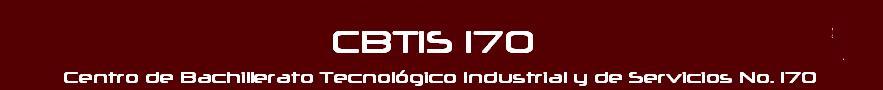 CBTIS 170