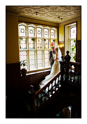 Caroline & Anthony – Oakwood Hall