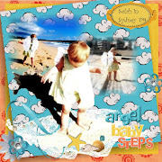 Brand New Beach Fun Mega Kit (amanda jenc juneaacols )