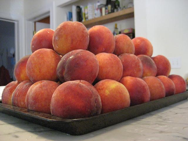 1951 Brandied Peaches Recipes — Dishmaps