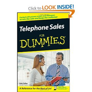 Telephone+Sales+for+Dummies