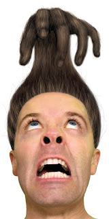 Trichophobia Fear of Hair 22538