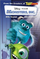 Monsters Inc. Movie