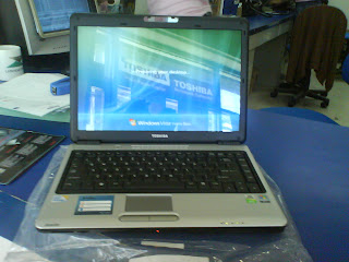 Toshiba Satellite L310