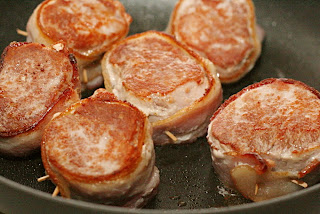 Bacon Wrapper Tenderloin