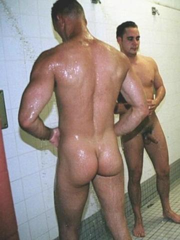 Idea Naked blacks in shower opinion
