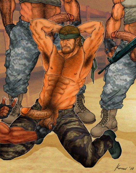 Soupgoblin Stash Metal Gear Solid