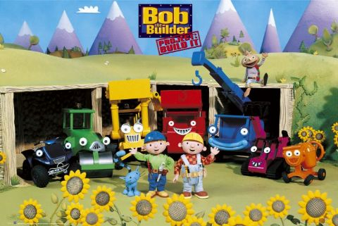 can we fix it yes we can bob the builder can we fix it bob the builder