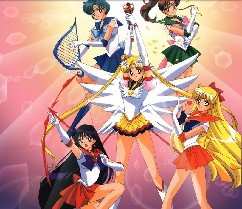 En general, es un shojo típico de magical girls, con una pandilla de ...