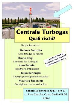 Centrale turbogas: quali rischi?