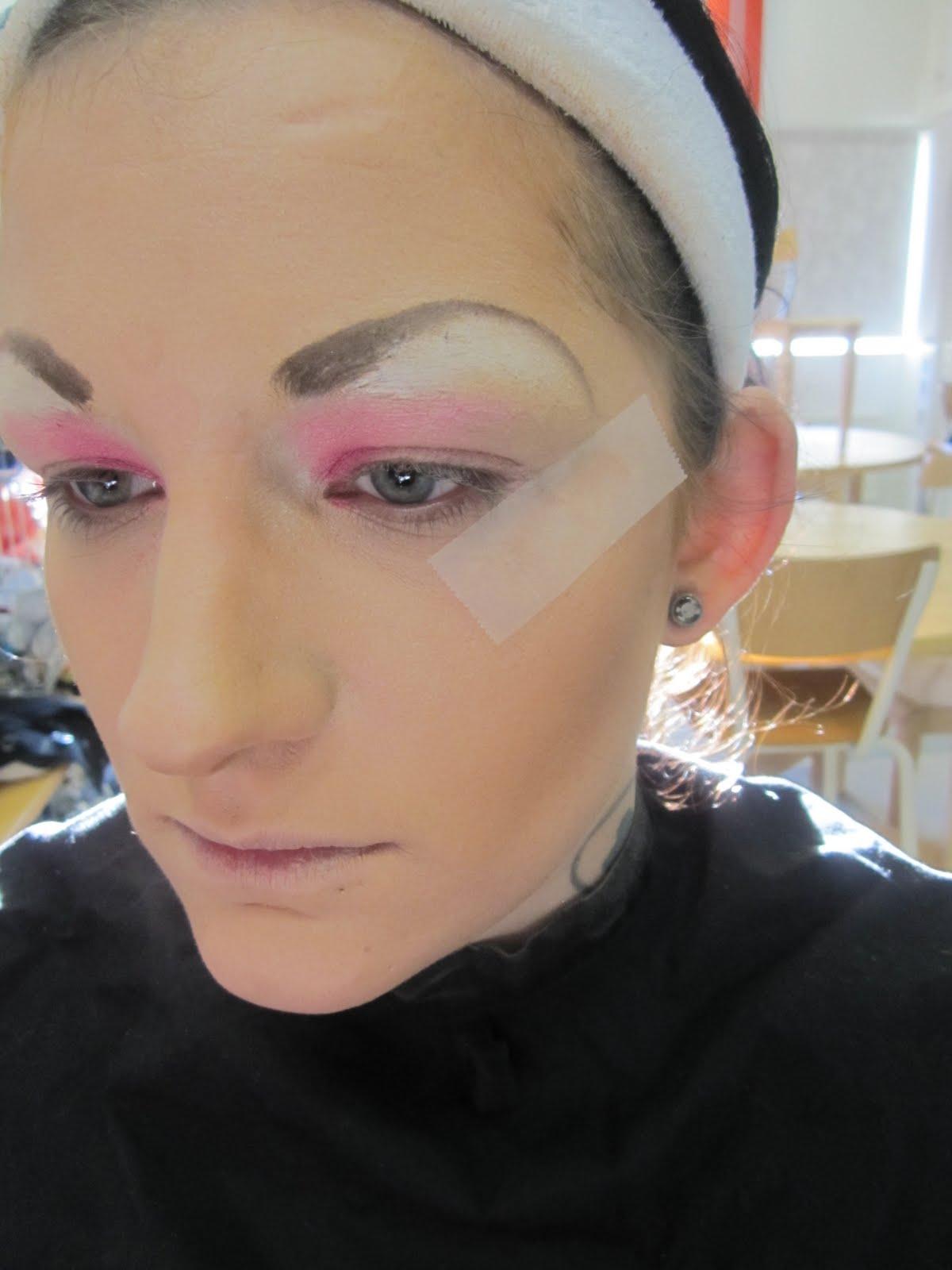 limma sår i ansiktet
