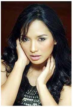 Vanida semakin cantik,lagi2 selepas dia berlakon dalam filem Akhirat ...