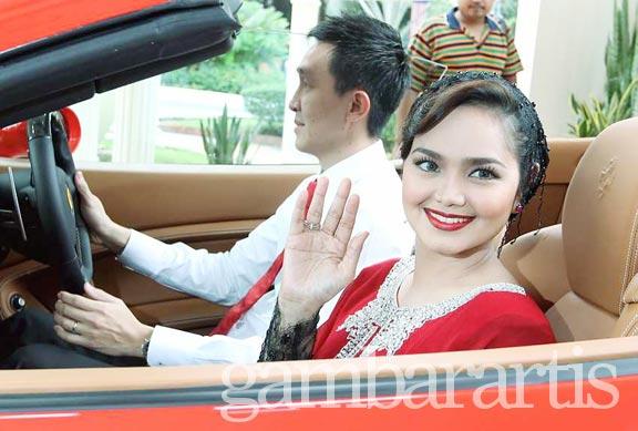 gambar terbaru Datuk Siti di majlis Rumah terbuka Simply Siti di