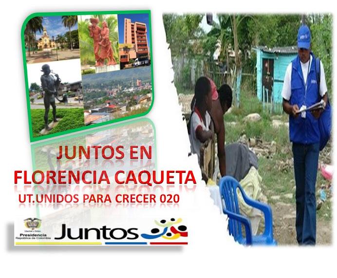 UT. UNIDOS PARA CRECER FLORENCIA CAQUETA