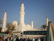 Masjid Quba',Madinah Munawarah