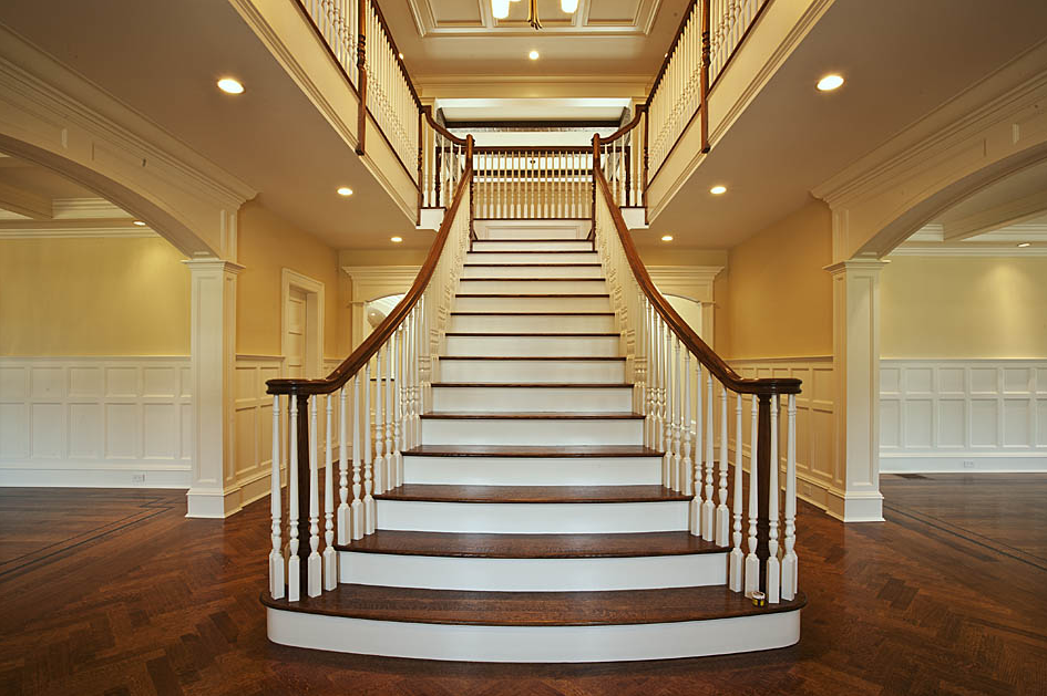 Luxury stairs gallery for Luxury staircases