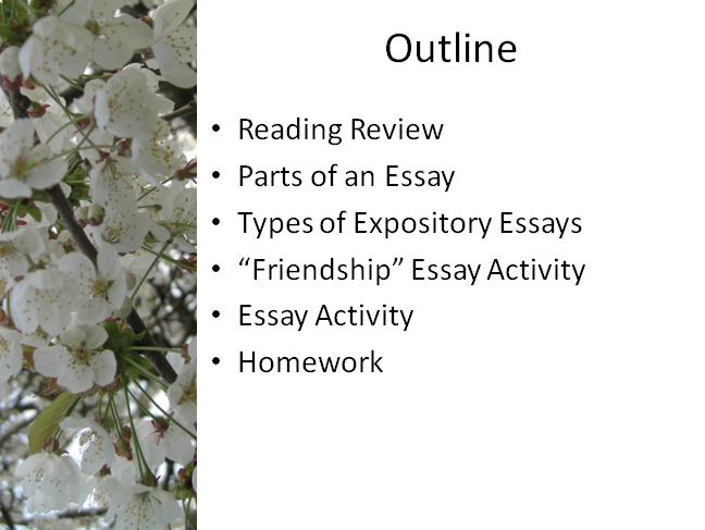 expository essay about friendship Expository essay about friendship - allow the specialists to do your essays for you order the necessary essay here and forget about your fears let us take care of.