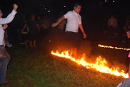 Walk On Fire