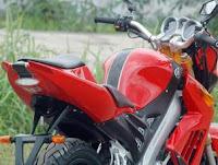 Combination Of Yamaha V-ixion, CBR 1000 and BMW 1000