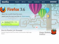 Mozila 3.6 Released. The Best Browser