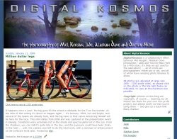 Mel Keegan on Digital Kosmos: