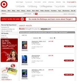 Keegan at Target.com