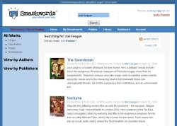 Mel Keegan at Smashwords