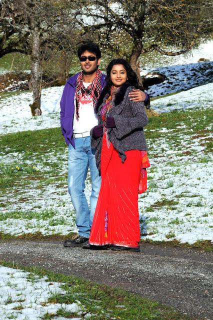 Pen Singam Meera Jasmine and Uday Kiran Stills 3