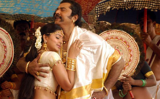 Vidiyal Movie Sarathkumar and Sneha still 4
