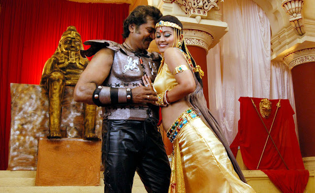 Vidiyal Movie Sarathkumar and Sneha still 7