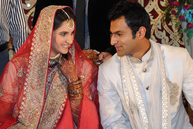 Sania Mirza - Shoaib Malik Reception in Pakistan still 1