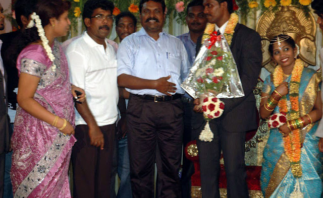 Kanal kannan Son's Marraige Reception Still 2