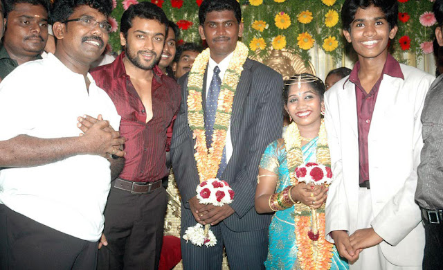 Kanal kannan Son's Marraige Reception Still 7